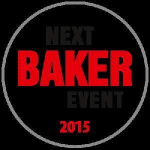 Next Baker Event 2015